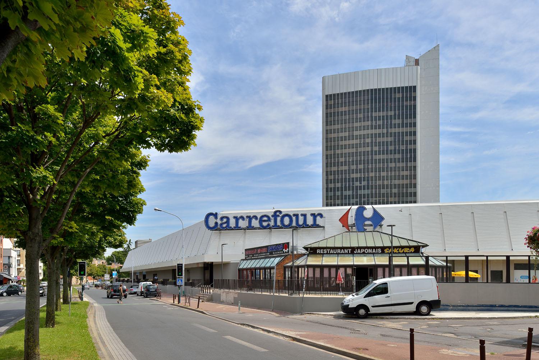 Centre commercial carrefour gennevilliers - Centre commercial gennevilliers ...